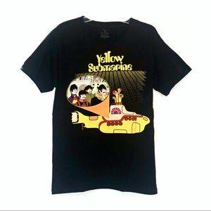 NWOT Vans X The Beatles Yellow Submarine T-Shirt